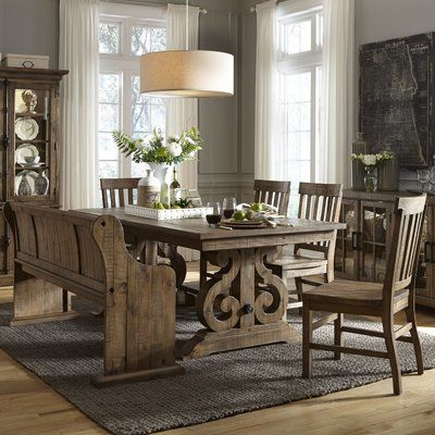Greyleigh West Point Extendable Dining Table in 2019 ...