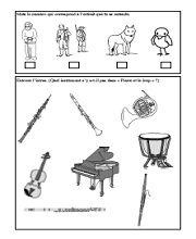 Pierre Et Le Loup Instruments : pierre, instruments, Idées, Pierre, Loup,