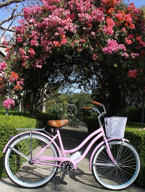 The post Cotton Candy PINK Beach Cruiser Bicycle appeared first on Trendy.