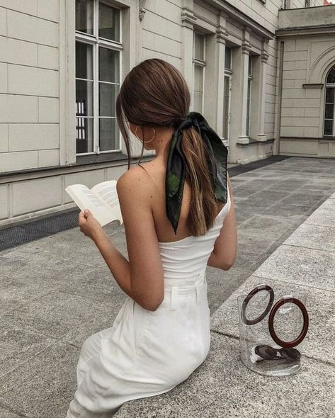 Chic ways to style a headscarf and examples of how to tie it | Miss FQ