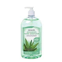 Highmark Advanced Hand Sanitizer Aloe 32 Oz Bottle Hand