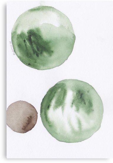 12 181104 Australian Leaf Green Brown Earth Orbs