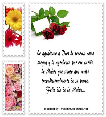 Bonitos Textos Por El Dia De La Madre Para Mi Suegra Mensaje Del