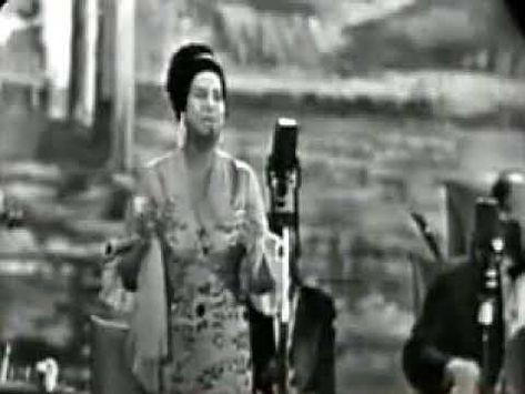 أم كلثوم مقطع الاطلال ١٩ يونيو ١٩٦٩ مسرح ابو الهول بالهرم Youtube Umm Kulthum Diva Historical Figures