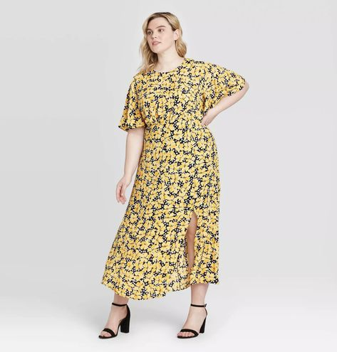 Who What Wear Maxi Dress