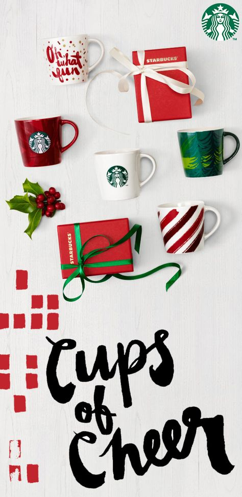 Coffee, cups, makers and mugs—great gifts for the coffee lover.