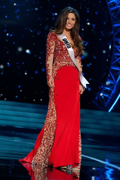 2013 Miss USA pageant