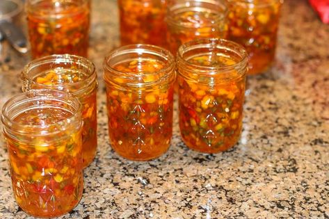 Deliciously Easy Homemade Hot Pepper Jelly Recipe Stuffed Hot