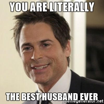 20 Happy Birthday Husband Memes Of All Time Sayingimages Com Happy Birthday Husband Husband Meme Chris Traeger
