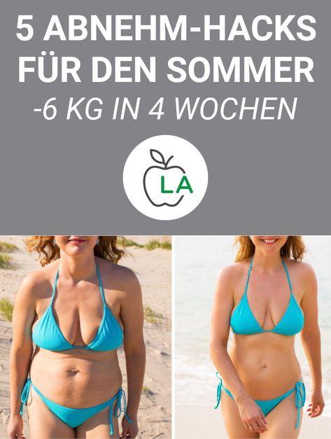 Gewichtszunahme Im Sommer