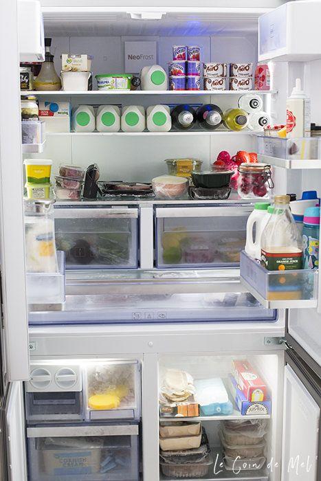 Four Door Beko American Fridge Freezer With Multi Zone American
