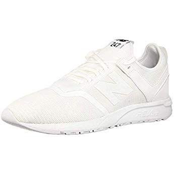 New Balance Herren 247v1 Sneaker, Grau (Steel), 42 EU ...