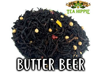 Tea Etsy With Images Butterbeer Black Tea Tea