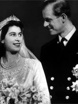 Queen Elizabeth Ii And Prince Philip Wedding Queen Elizabeth Ii Wedding Young Queen Elizabeth Her Majesty The Queen