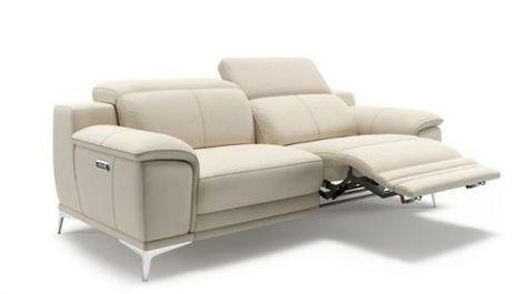 Ledersofa Novoli 2er Designer Sofa In Leder Sofa Sectional Couch Couch