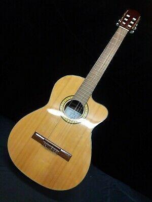 Joseph Bonofiel Electric Acoustic W Equalizer High Guitar Guitar Acoustic Music Instruments