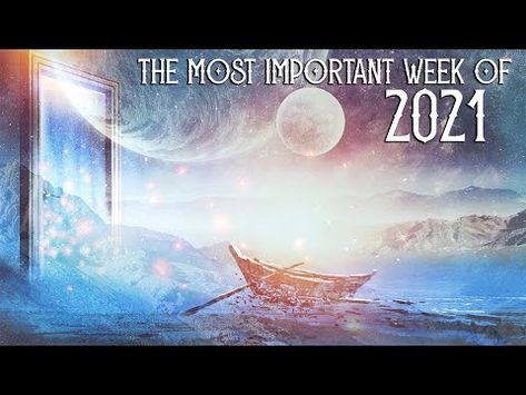 The Grand Aquarius Stellium of 2021 | The Most IMPORTANT Week of 2021 - YouTube