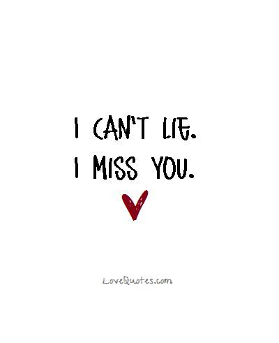 Long Distance Relationship: QUOTATION – Image : As the quote says –  Description I can't lie. I miss yo… | Love yourself quotes, Image quotes,  Missing you love