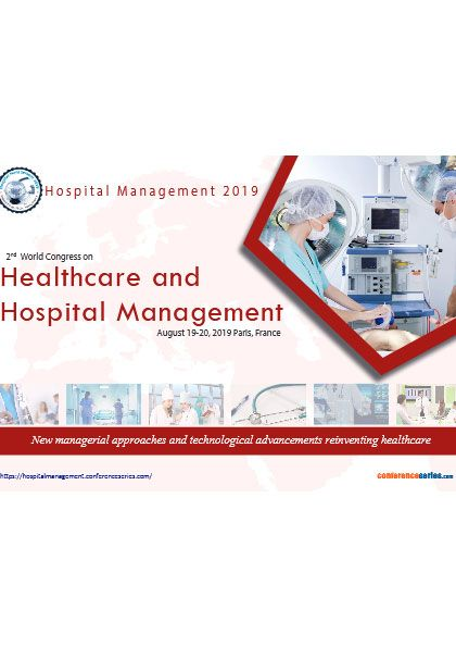 2nd World Congress on Healthcare and Hospital Management in