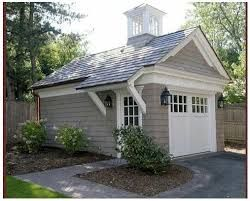 Image Result For Build One And A Half Car Detached Garage House Exterior Garage House Architecture