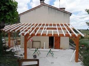 Couvrir Une Terrasse Avec Des Tuiles Couvrir Une Terrasse Terrasse Amenager Petit Jardin