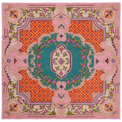 Overstock Com Online Shopping Bedding Furniture Electronics Jewelry Clothing More In 2021 Eclectic Area Rug Pink Area Rug Square Area Rugs