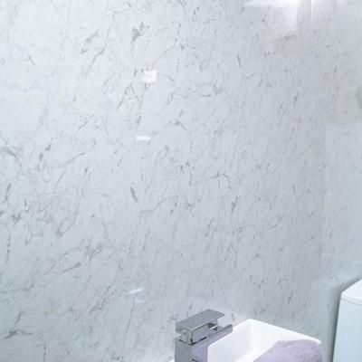 White Alabaster Stone Marble Effect 10mm Pvc Panels Walls 2 4m X 1m Pvc Wall Panels Pvc Wall Pvc Panels