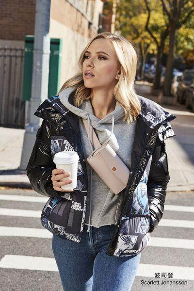 Scarlett Johansson Cool Street Style Idea Scarlet Johansson Scarlett Johansson Scarlett