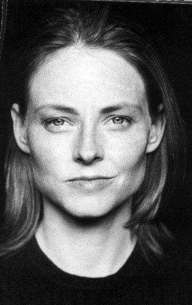 Jodie Foster (b 1962)multi award winning  American actress, film director and producer.