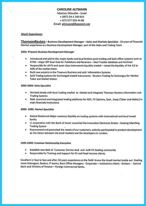 nice Appealing Formula for Wonderful Business Administration - exercise science resume