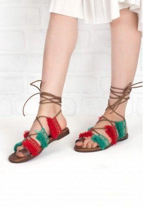 Indirimli Indirimliayakkabi Ayakkabi Terlik Sandalet Moda Trend Kadin Kadin Kadinmoda Yazlik Sandalet Bayan Ayakkabi Terlik