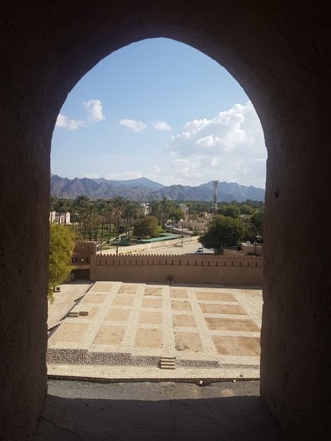 From Al Rustaq Fort Oman Pictures Fort