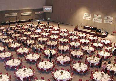 banquet style seating - Jcmanagement.co