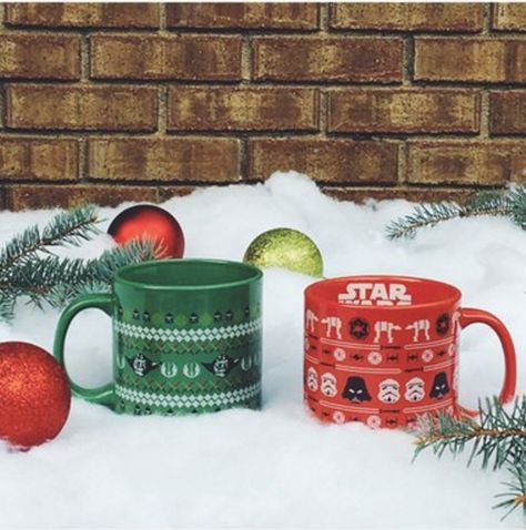 Star Wars Christmas Mug