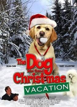 A La Rescousse De Noel Merry Christmas Dog Christmas Dog Dogs