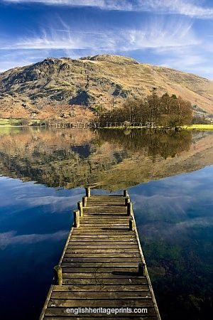 Ullswater The Lake District England Our Honeymoon Spot Lake District England Cumbria Lake District Lake District
