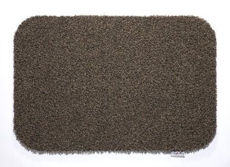 Notrax 131 Dante Entrance Mat for Home or Office 3 X 10 Charcoal