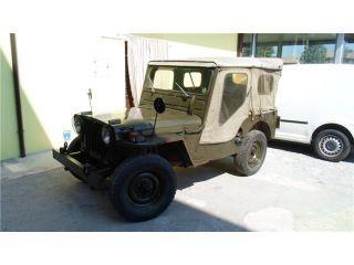 Jeep Willys In Vendita A Santa Maria Del Piano Pr Auto Wickedin