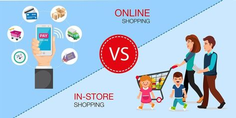 How to Know If Retail Store Is Better or an Online Store?
