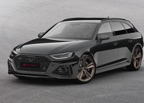 Maken Of Kraken Audi Rs 4 Bronze Edition In 2020 Audi Modellen Auto