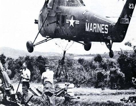 PHOTO: Sikorsky UH34D in Vietnam