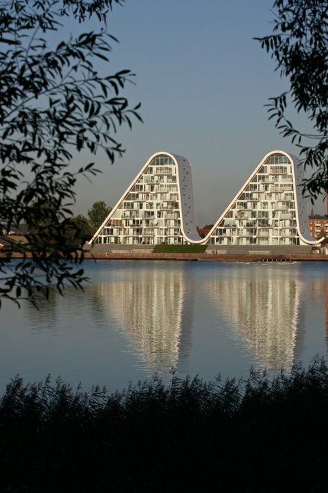 Vejle, Denmark  By: Henning Larsen Architects