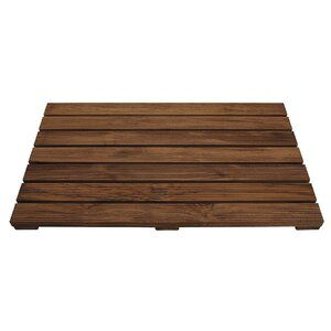 Kyrie Manufactured Wood Shower Bench In 2020 Teak Shower Mat Teak Wood Shower Mat Wood Shower Mat