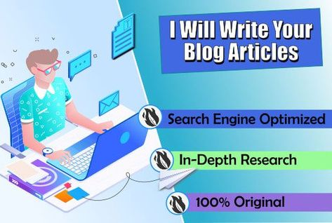 I will be your SEO article writer or blog content writer