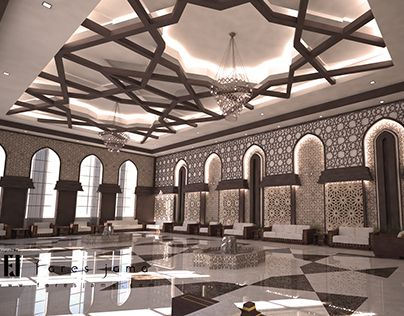 Islamic Majlis Design