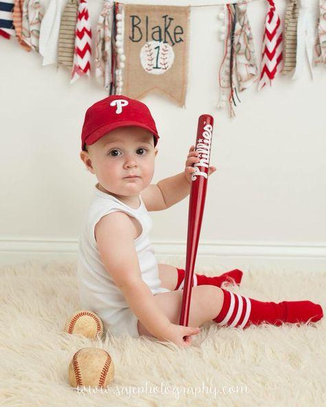 baseball This little boy stole my...