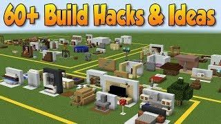 50 Minecraft Furniture Ideas And Build Hacks You Can Build As Well Minecraft Servers View Mi Minecraft Furniture Minecraft Tutorial Minecraft Blueprints