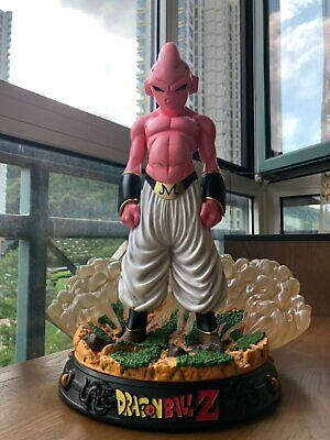 Ebay Ad Link Kd Collectibles 1 4 Villain Buu Collectible Toys Resin Statue In Stock New Statue Toy Collection Collectibles
