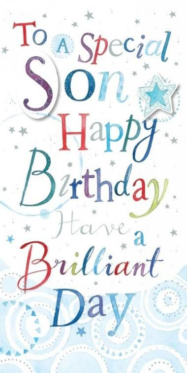 53 Ideas Quotes Happy Birthday Son Greeting Card Birthday Cards For Son Birthday Wishes For Son Birthday Wishes Quotes