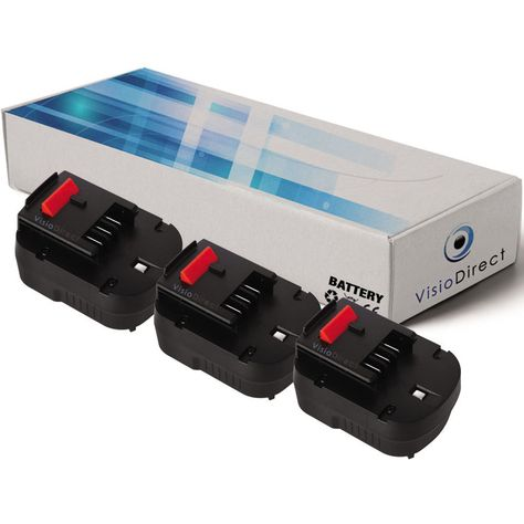 Batterie | Soldes jusqu'au 4 février 2020 !